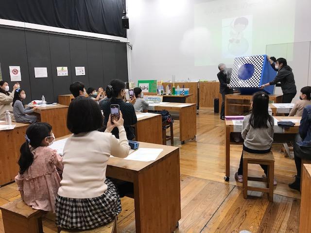 環境パフォーマンス「らんま先生」登場!